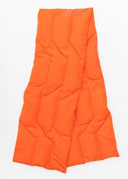 CORNERSTONE Down Scarf - Orange