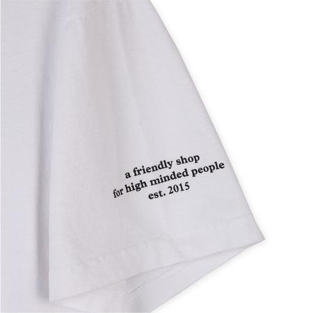 Mister Green 5 Year Anniversary T-shirt - White