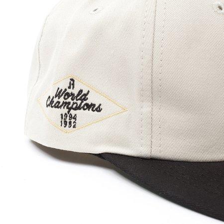 REBORN VINTAGE BASEBALL HAT - WHITE
