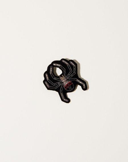 MACON&LESQUOY Spider Pin - black