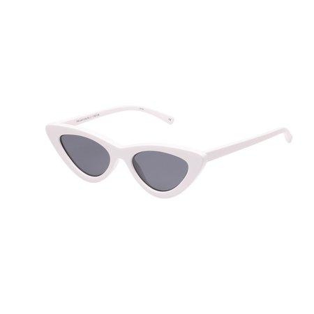 Le Specs The Last Lolita eyewear - White