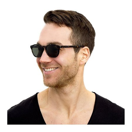 UNISEX Farm Stand Sea 2 See Smart 77 Polarized Sunglasses - Green