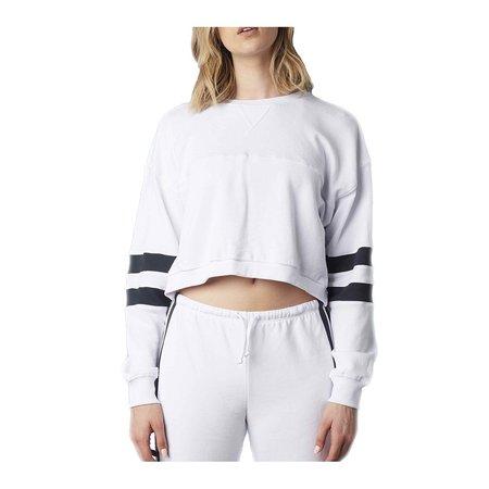 Year of Ours Devon Sweatshirt - White