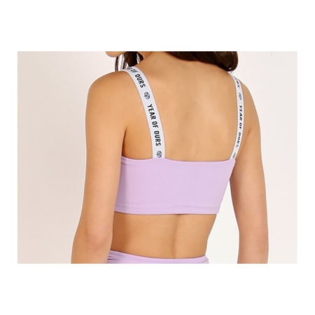 Year of Ours Lilac Kimberly Bra - Lilac