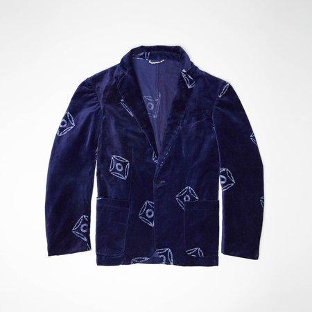 Post-Imperial Ikoyi Jacket - Indigo