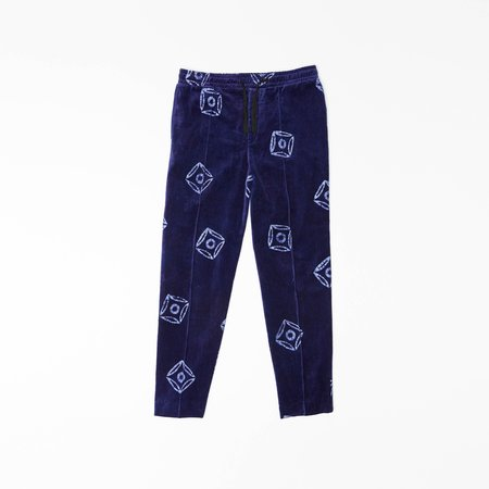 Post-Imperial Ikoyi pants - Indigo