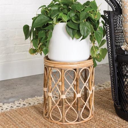 Greenwood Kora Plant Stand - Brown