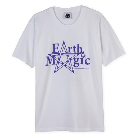 Good Morning Tapes Earth Magic T-shirt - White