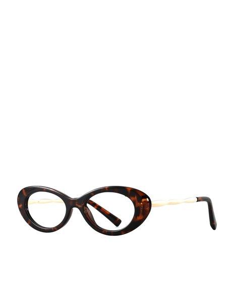 Reality Eyewear High Society Blue Light Sunglasses - Turtle