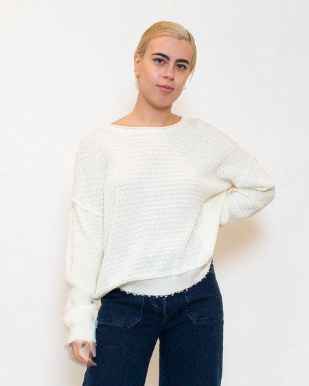 Persons Billie Sweater - Ecru