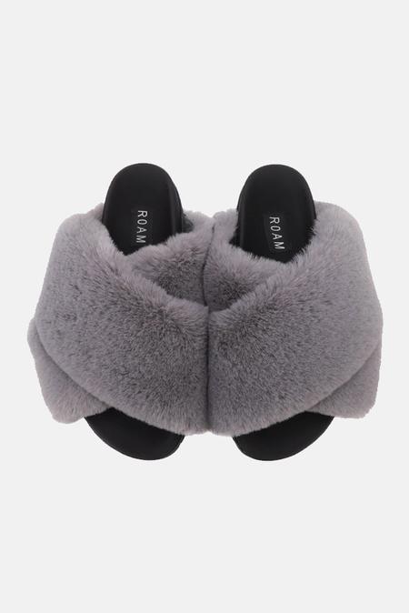 Women's Roam Cloud Slippers - Lavender Grey