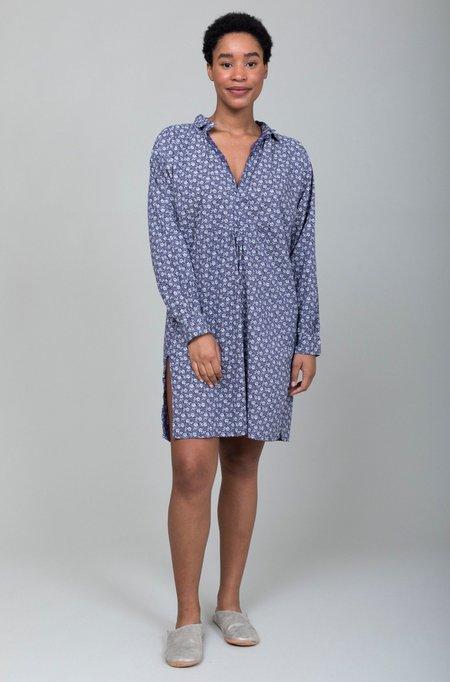 Domi Sleepwear Organic Cotton Nightshirt - Roses