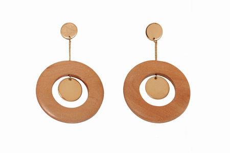 Sophie Monet Disco Dot Earrings