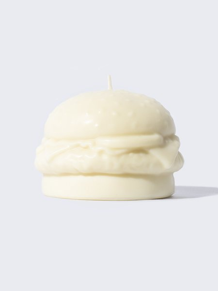 General Admission Burgerlords Candle - White