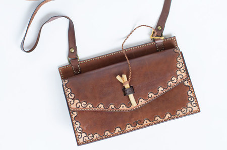 KIAS Handmade Leather REC Purse