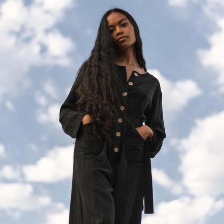 Arraei Collective Coco Jumpsuit - Black