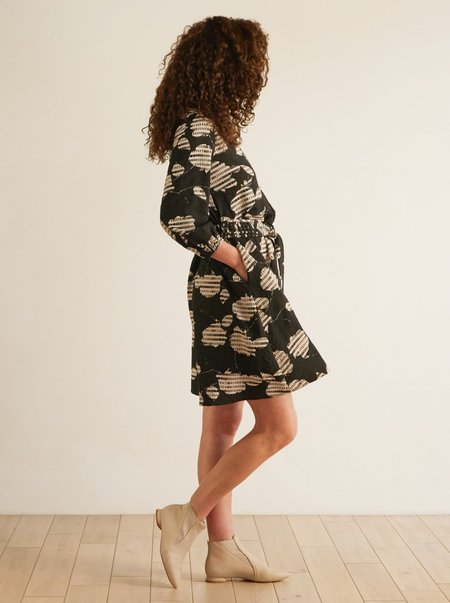 THE ODELLS Simple A Line Dress - LAGOS