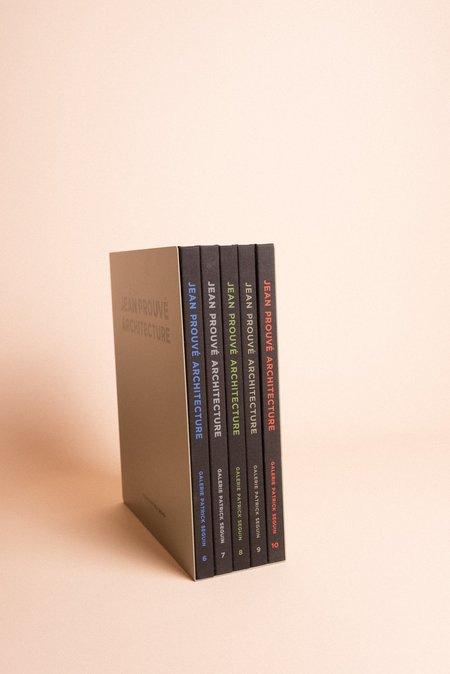 Art Books Jean Prouvé Architecture Vol. 2 Books