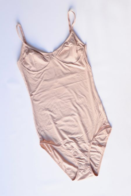 Baserange Body With Bra - Nude