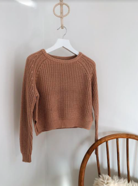 Eadaie Sweater - Clay