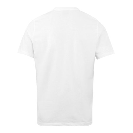 PAUL SMITH Regular Fit PS Square Tee - White