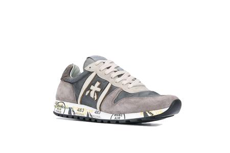 Premiata Eric-5026 Suede sneakers - Grey