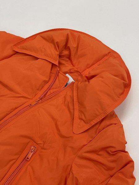 Ganni Tech Down Jacket - Orange