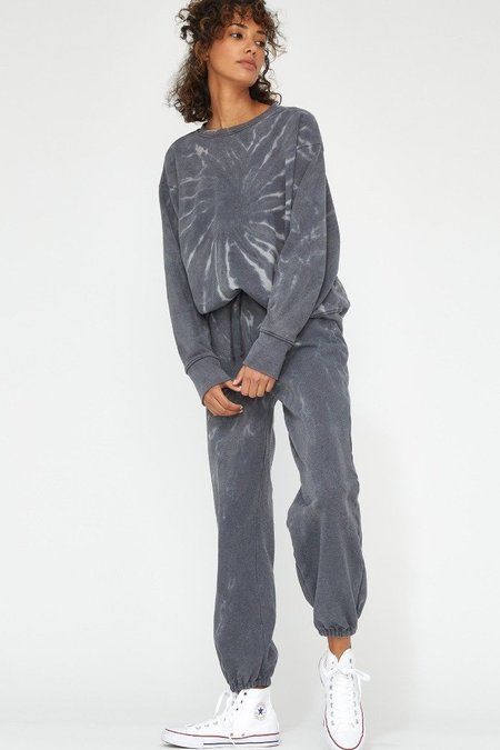 Lacausa SLATER RECYCLED SWEATPANTS - gray
