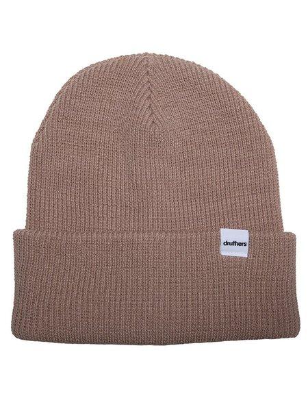 Sandalwood Cardigan Knit Beanie - Oatmeal