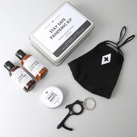 Made and Sent Stay Safe Pandemic Kit