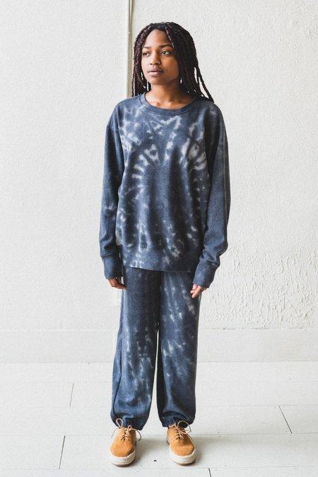 Lacausa Slater Sweatpants - Smokey Quartz Tie Dye