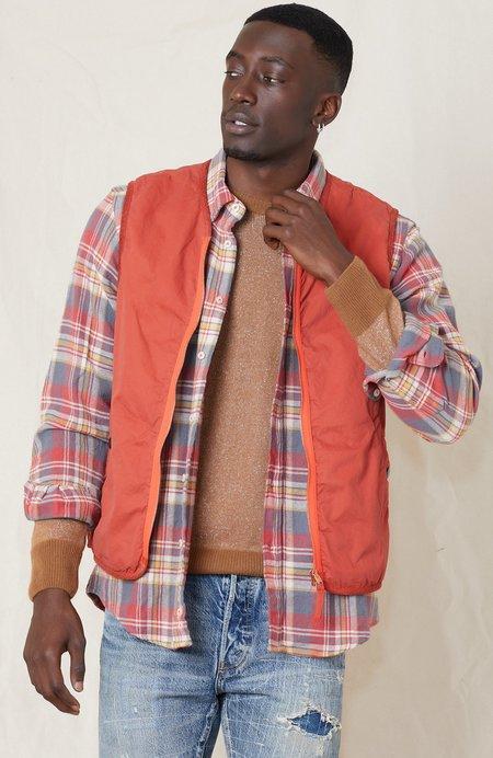 PRESIDENTS Tekra Cotton Nylon Garment Dyed Vest
