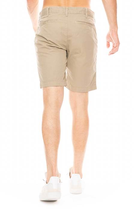 Save Khaki Twill Bermuda Short