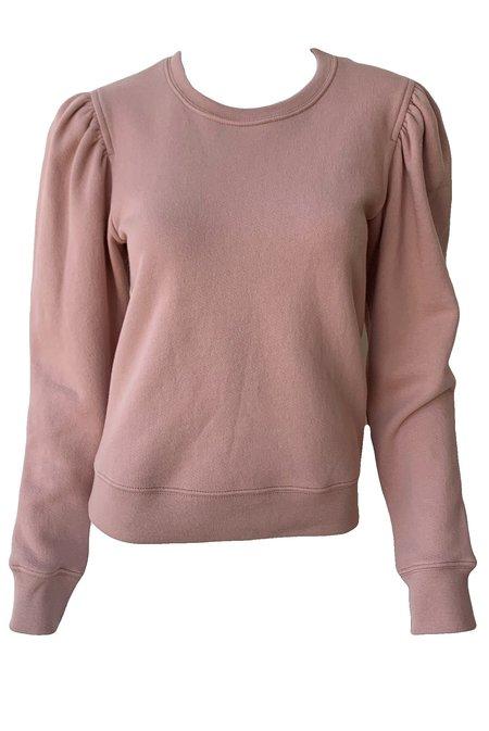 A.L.C. Rayna Sweatshirt - Baby Pink