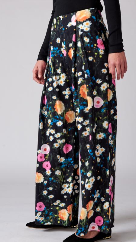 Stine Goya Lolle Pants - Floral