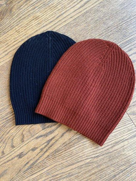 Carolina Amato Bulky Rib Hat