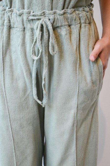 at Dawn. Towel Wide Pants
