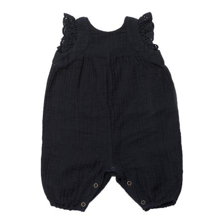 KIDS Bonton Baby Paresse Jumpsuit - Navy Blue