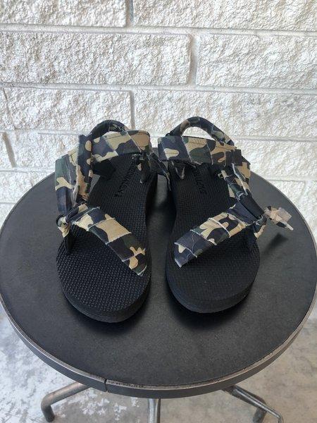Arizona Love Trekky Sandals - Camo Print