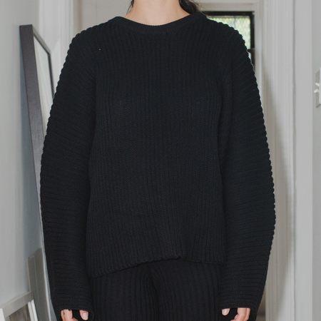 Baserange Kai Sweater - Black
