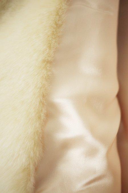 Mr. Larkin Ida Faux Fur Jacket - natural
