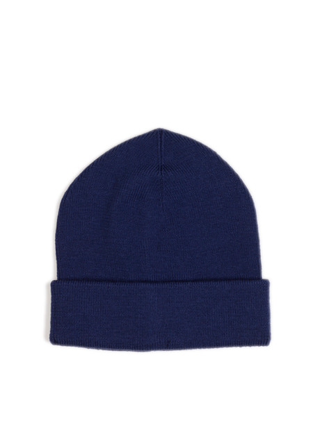 Norse Projects Norse Merino Beanie - Principle Blue