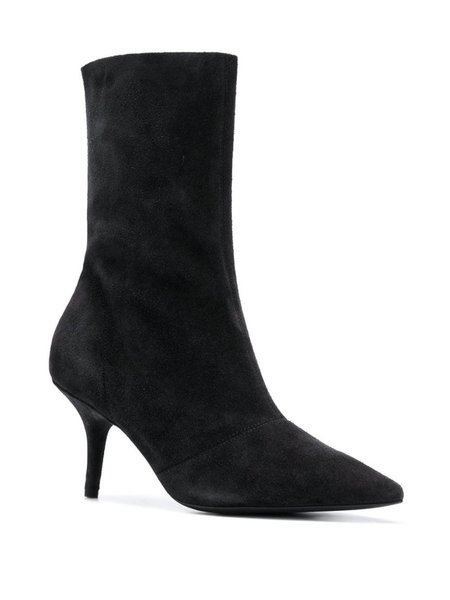 YEEZY Thick Suede Ankle Boot - Graphite