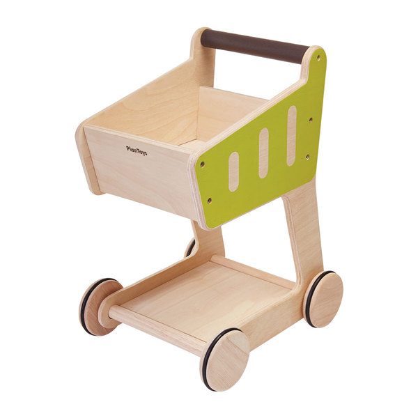 Plan Toys SHOPPING CART - Norman & Jules