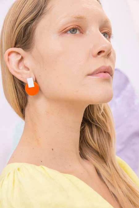 MATTER MATTERS Boha earrings