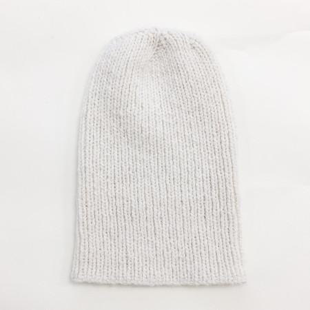 Unisex Johan Alpaca Hat - Ivory