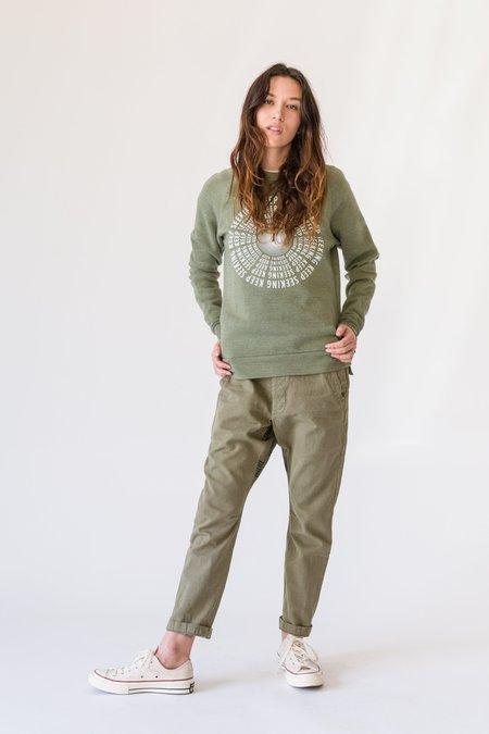 SEEKER Keep Seeking Sweatshirt - Navy