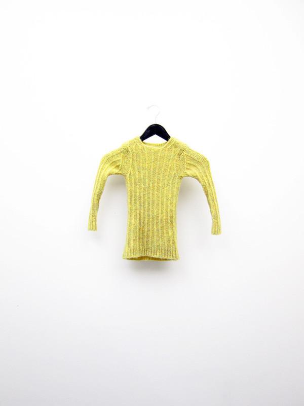 Gauntlett Cheng Baby Sweater