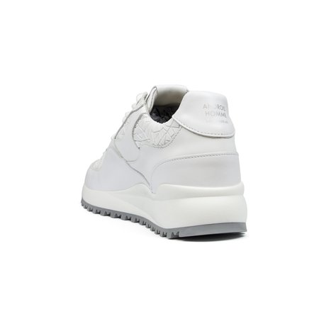 Android Homme Santa Monica Rubber Mosiac Runner Sneakers - White