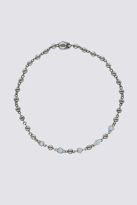 Varon Mini Atlas Necklace w/ Opalina